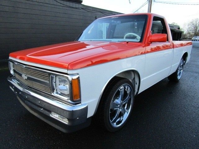 1991 chevrolet s10 custom show truck over 50k invested for sale photos technical. Black Bedroom Furniture Sets. Home Design Ideas