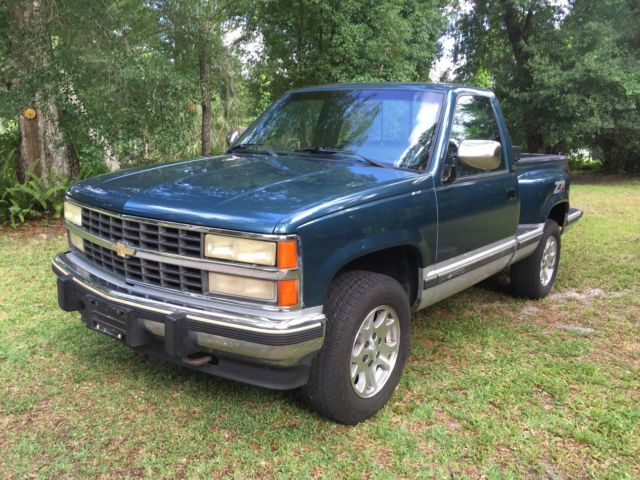 1991 Chevrolet Other Pickups Z71