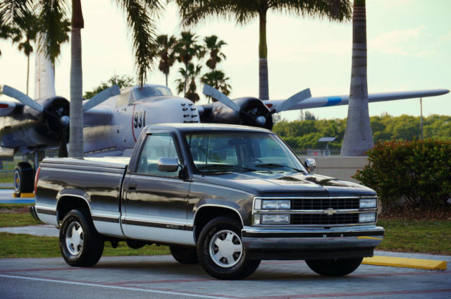 1991 Chevrolet C/K Pickup 1500 CHEVY SILVERADO C/K 1500 SHORT BED 350
