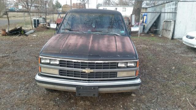 1991 chevy 1500 oil type