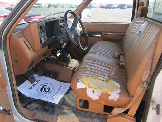 1991 chevy 1500 regular cab 5 7 v8 4sp manual trans 4x4. Black Bedroom Furniture Sets. Home Design Ideas