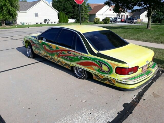 1991 Chevy Caprice Classic Lowrider for sale: photos