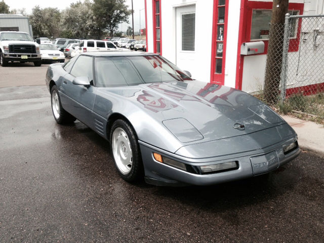 1991 Chevrolet Corvette BASE LT1