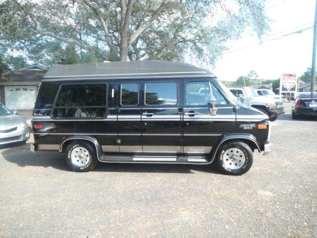 1991 Chevy G20 Hightop Coversion Van **30,xxx MILES** NO