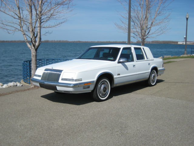 1991 Chrysler Imperial Imperial