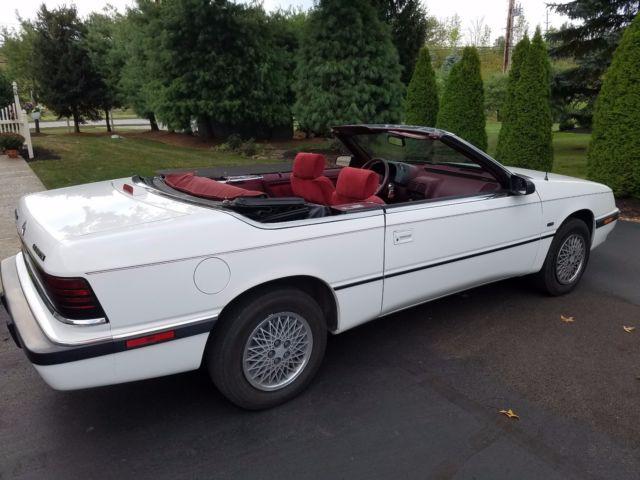 1991 Chrysler Lebaron Prevnext