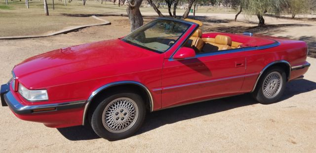 1991 Chrysler Other 2 TOP ROADSTER