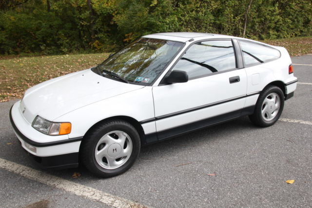 1991 crx si for sale photos technical specifications description. Black Bedroom Furniture Sets. Home Design Ideas