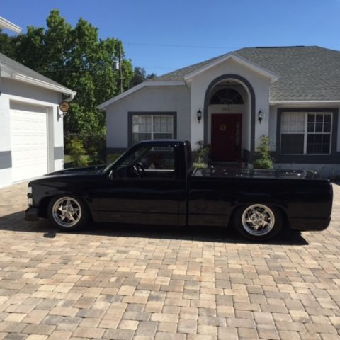1991 custom chevy 1500 silverado pickup for sale photos technical specifications description. Black Bedroom Furniture Sets. Home Design Ideas