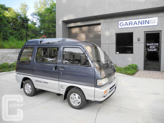 1991 Daihatsu Atrai Van Super Deluxe Super Multi Roof Show Condition