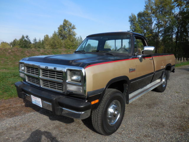 1991 Dodge Other Pickups LE