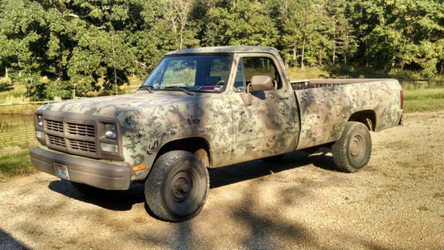 1991 Dodge Other Pickups W150