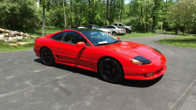 1991 dodge stealth r t twin turbo awd mitsubishi 3000gt vr4 brother for sale photos technical. Black Bedroom Furniture Sets. Home Design Ideas