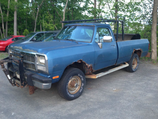 1991 Dodge Other Pickups 4X4