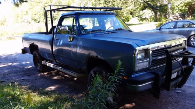 1991 Dodge Other Pickups none