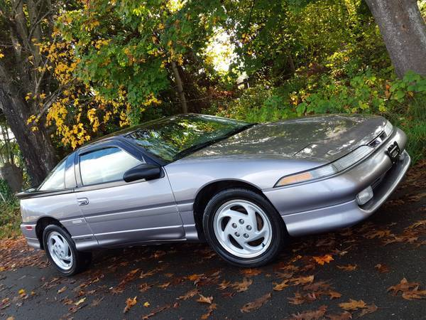 Used Cars Boulder >> 1991 Eagle Talon TSI - AWD - Mint Condition - Low Miles ...