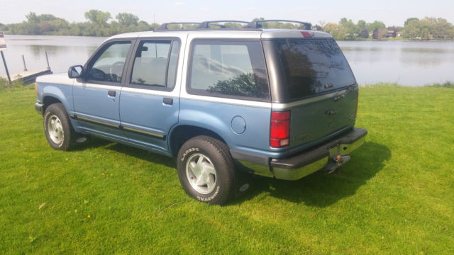 1991 Ford Explorer 4x4 Only 49k Miles Bronco F150 Ranger