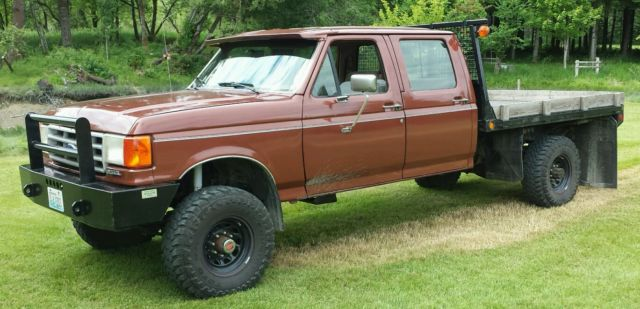 1991 Ford F-350