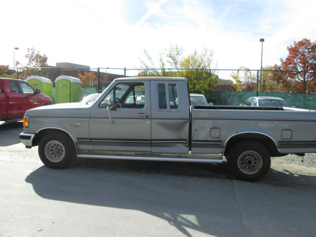 1991 ford f150 club cab pickup truck for sale photos technical specifications description. Black Bedroom Furniture Sets. Home Design Ideas
