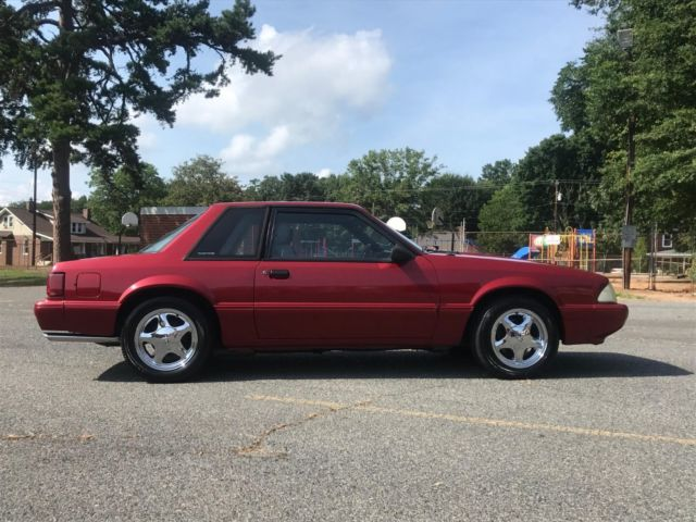 1991 Ford Mustang LX Coupe