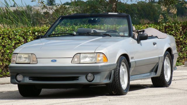 1991 Ford Mustang MUSTANG GT