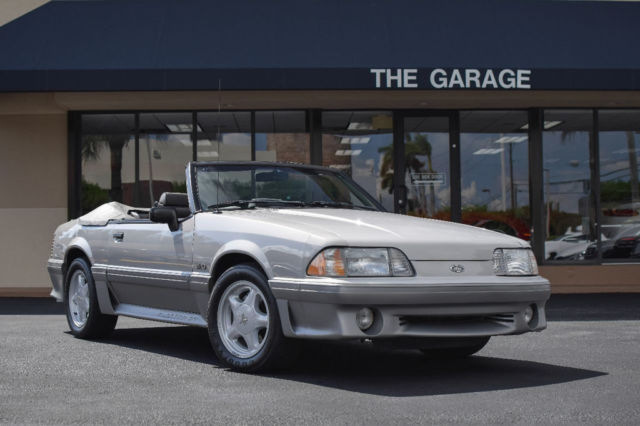 1991 Ford Mustang 2dr Convertible GT