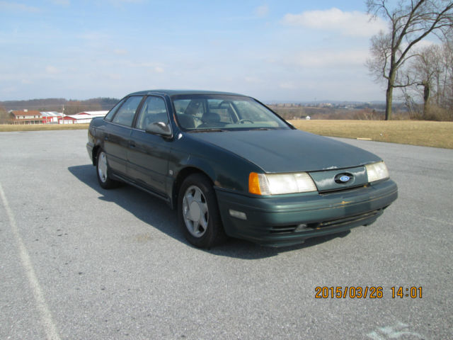 1991 Ford Taurus Plus
