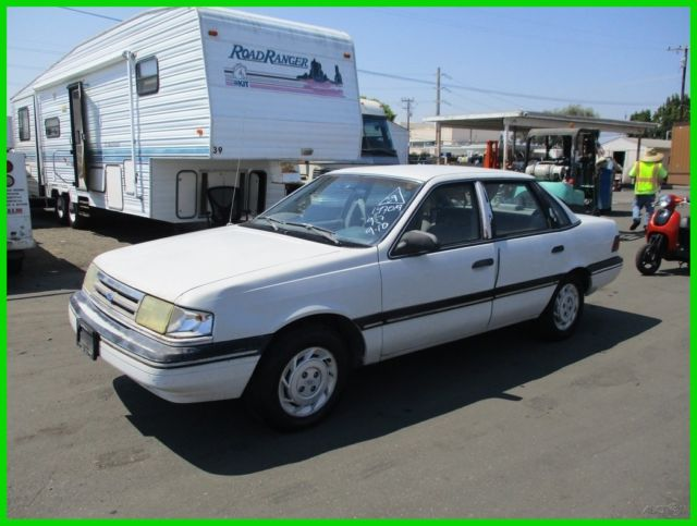 1991 Ford Tempo GL