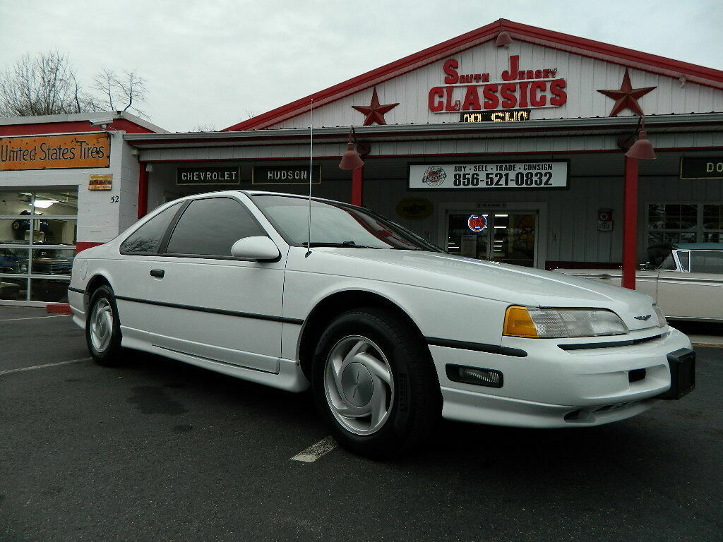 1991 Ford Thunderbird SC