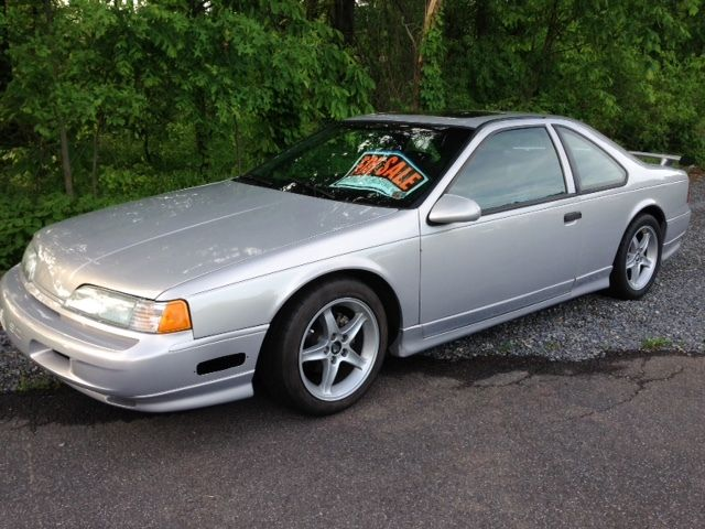 1991 Ford Thunderbird Super Coupe Rare 5 Speed For Sale Photos