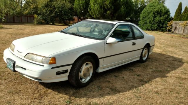 1991 Ford Thunderbird SUPER COUPE SC