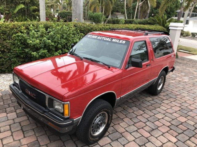 1991 GMC Jimmy --
