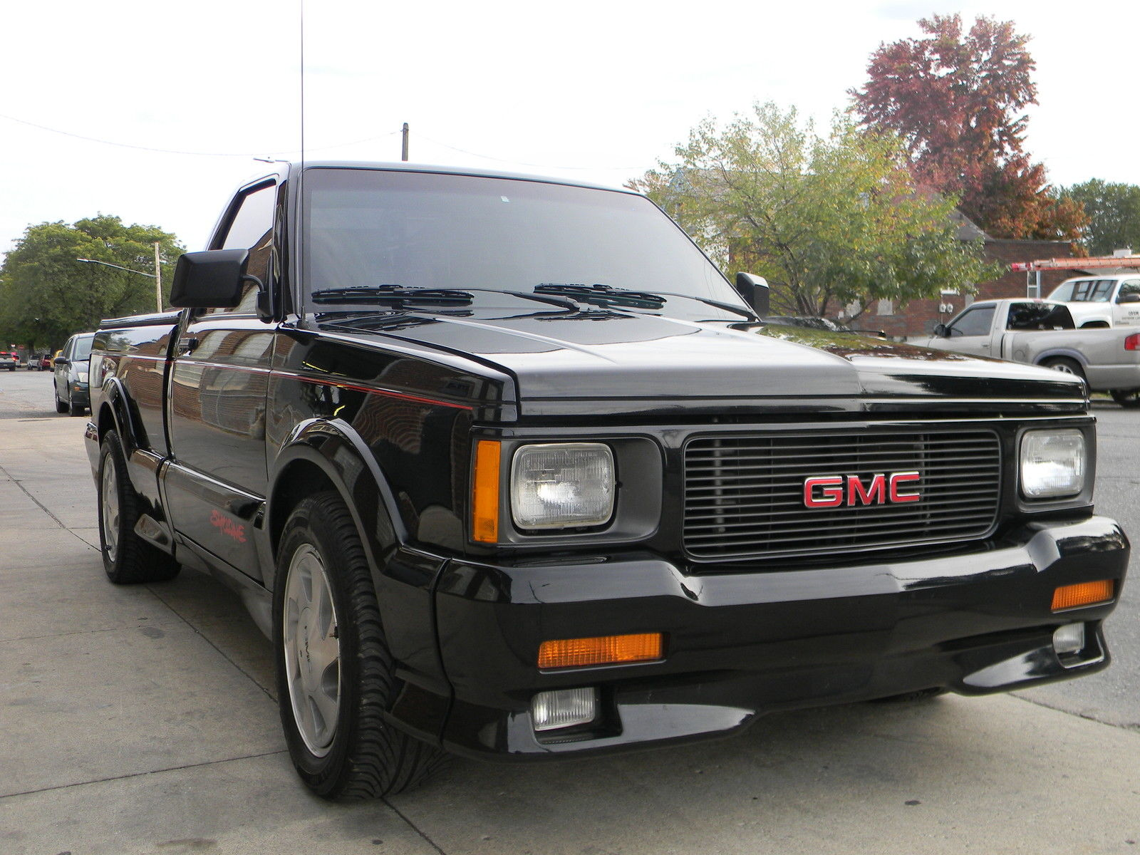1991 GMC Other Syclone