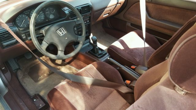 1991 Honda Accord coupe for sale photos technical specifications