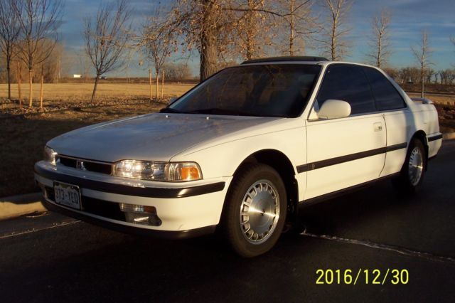 1991 Honda Accord EX Coupe for sale photos technical