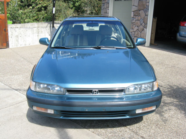 1991 honda accord ex wagon 5 door 2 2l for sale photos for Honda accord shuts off while driving