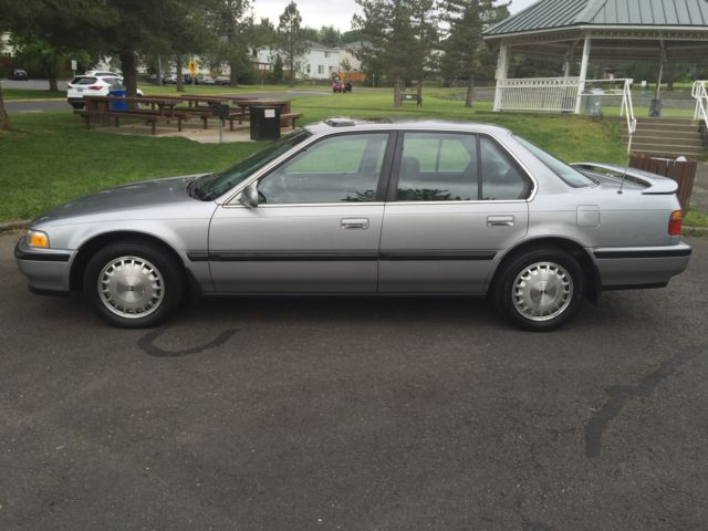 1991 Honda Accord 1991 HONDA ACCORD SE 4-DOOR WITH ONLY 42,378