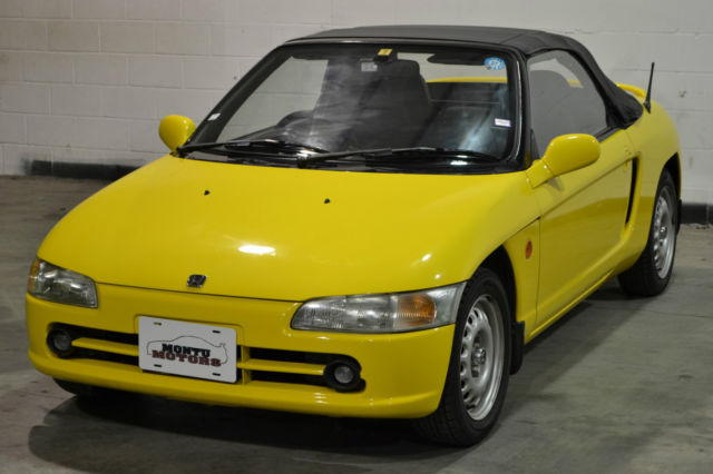 1991 Honda Other Beat