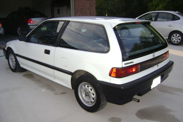 1991 honda civic base hatchback 3 door 1 5l for sale photos technical specifications description. Black Bedroom Furniture Sets. Home Design Ideas
