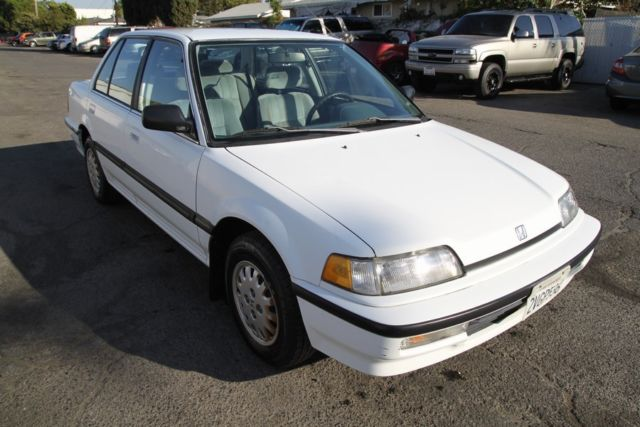 1991 Honda Civic LX