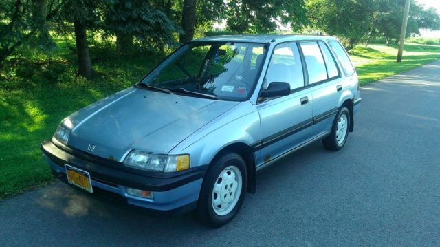 1991 Honda Civic RT4WD