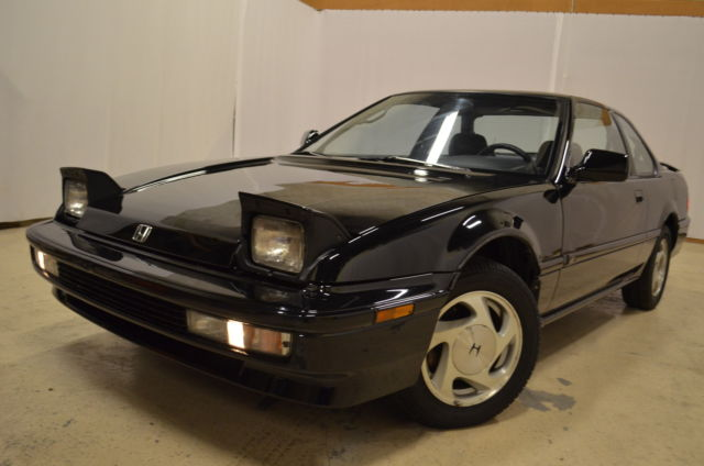 1991 honda prelude si 5 speed manual low miles no reserve for sale rh topclassiccarsforsale com 1989 honda prelude service manual 89 honda prelude repair manual
