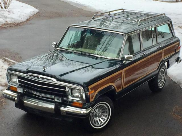 1991 Jeep Wagoneer Grand Wagoneer by Classic Gentleman