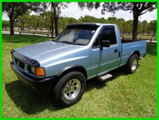 1991 Isuzu Pick Up Truck S 51,965 Original Miles Clean