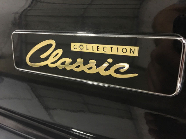1991 Jaguar XJS Convertible Collection Classic Edition