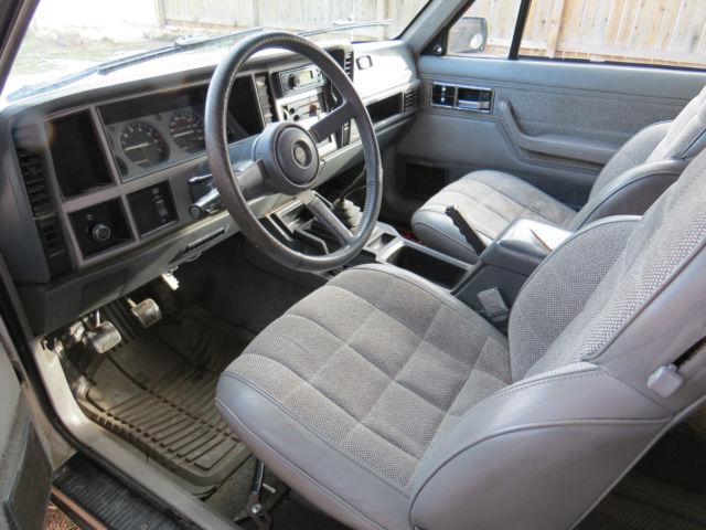 Cherokee Xj For Sale >> 1991 Jeep Cherokee XJ Laredo 5 Speed White 2 Door for sale: photos, technical specifications ...