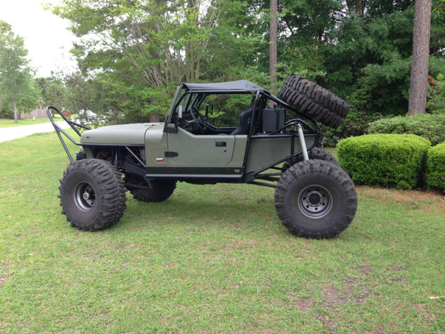 1991 jeep wrangler rock crawler for sale photos