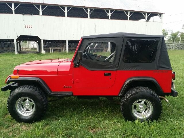 1991 Jeep Wrangler S 2dr 4WD SUV