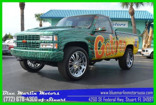 1991 Chevrolet C/K Pickup 1500 K1500 Scottsdale