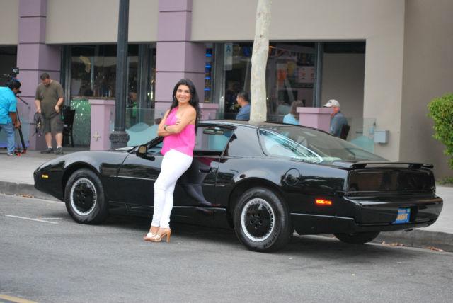 Knight Rider Car For Sale >> 1991 Knight Rider Replica Car Kitt Pontiac Firebird For Sale Photos